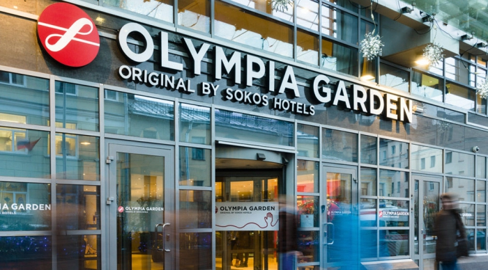 Гостиница «Олимпия Гарден»